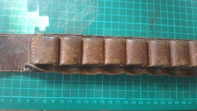 Cartridge belt repaired