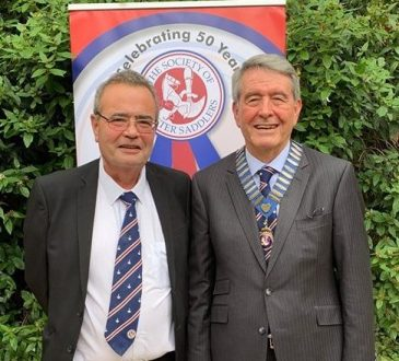 Master Saddler Past and Current President