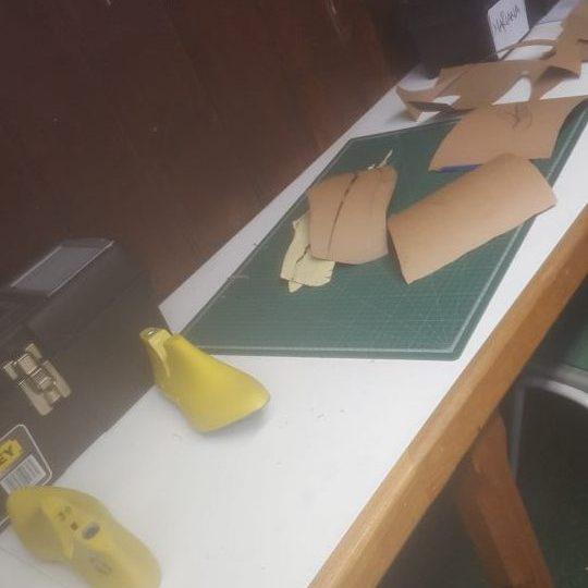Shoemaking Classroom