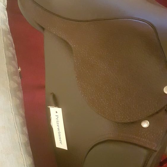 Prize Winning Level 3 Saddle