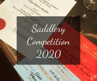 National Saddlery Competition London Feature Image