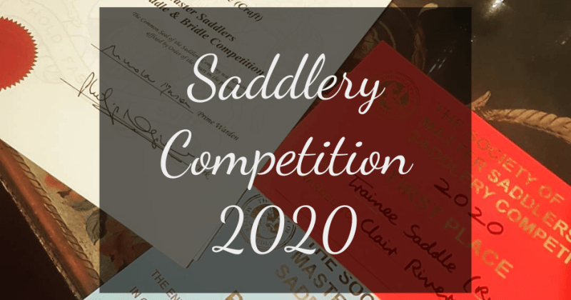 National Saddlery Competition 2020