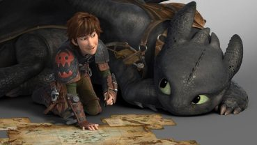 Hiccup et Toothless