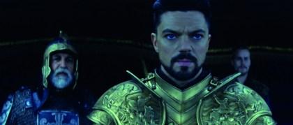 Dominic Cooper (Mehmed)