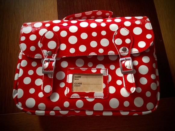 J'ai pour objectif d'emmener mon déjeuné au boulot. J'ai donc acheté le sac isotherme déjà. Si si, c'est un sac isotherme.