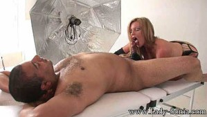 Fan Wank Two In Nottingham Starring Holly Kiss