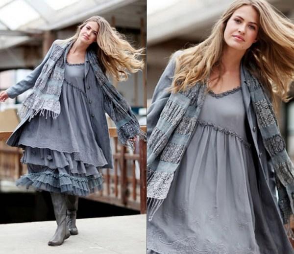 Бохо стиль в одежде: образы | LS