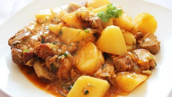 Что приготовить на ужин из свинины и картошки? | LS