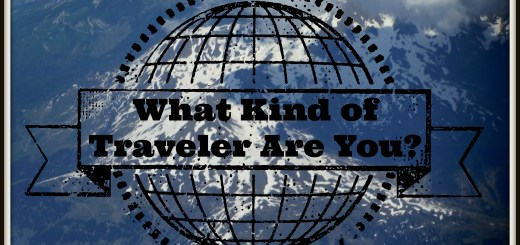 what kind of traveler are you