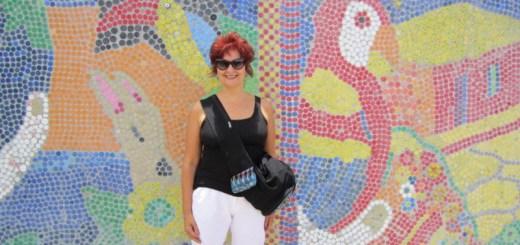 Jill Dobbe in Honduras