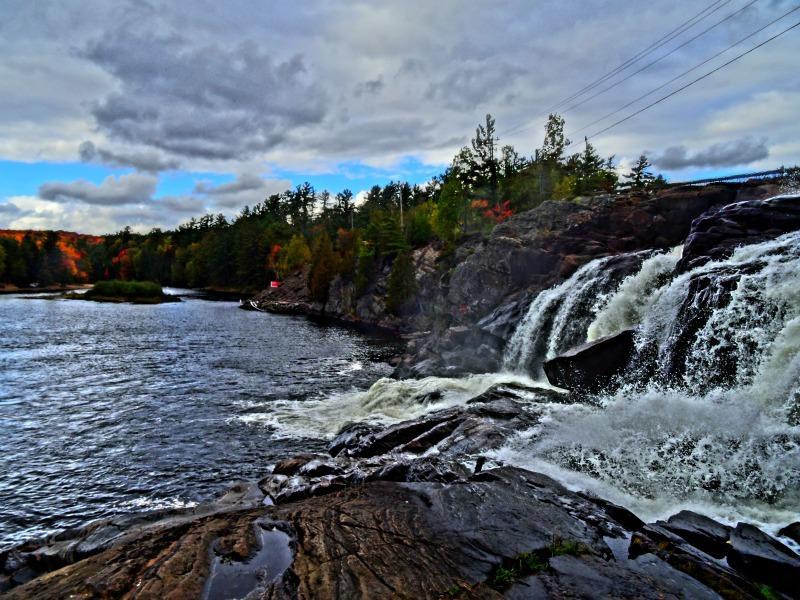Muskoka Waterfall