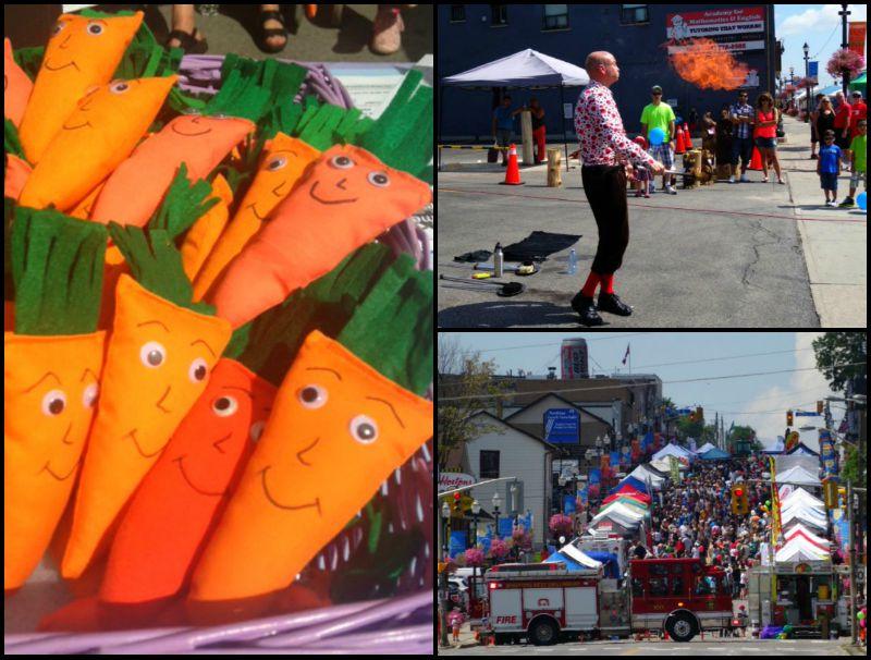 Carrot Festival