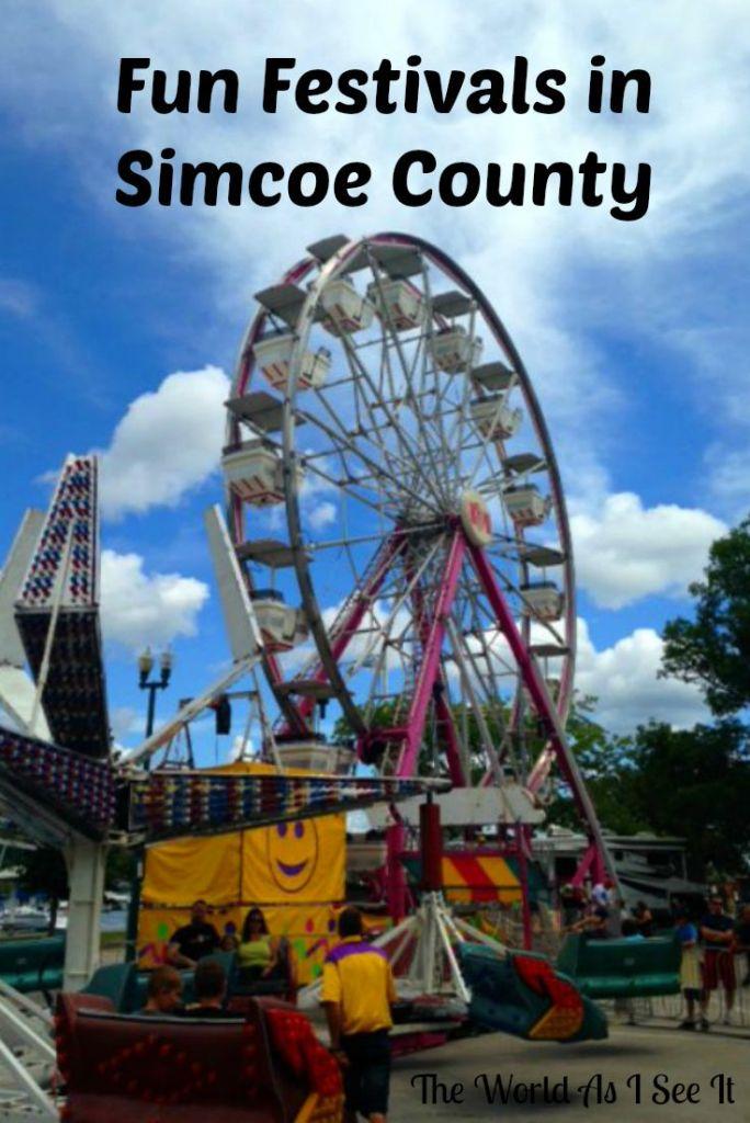 Simcoe County Festivals
