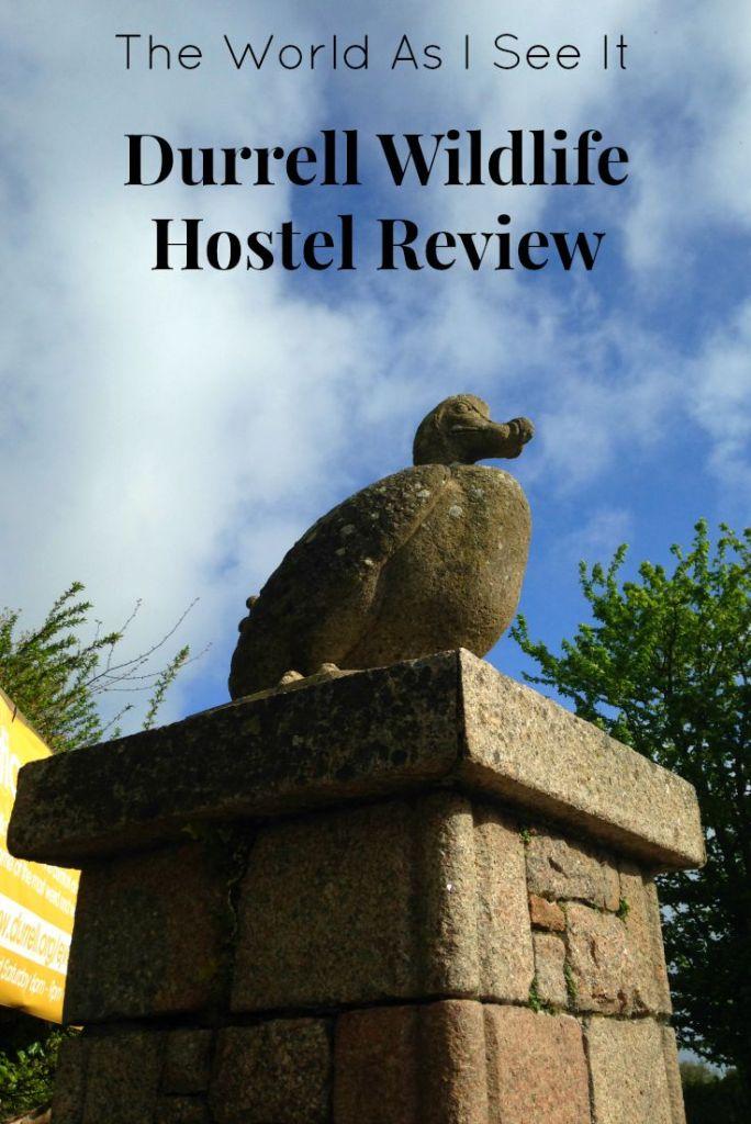Durrell Wildlife Hostel Review