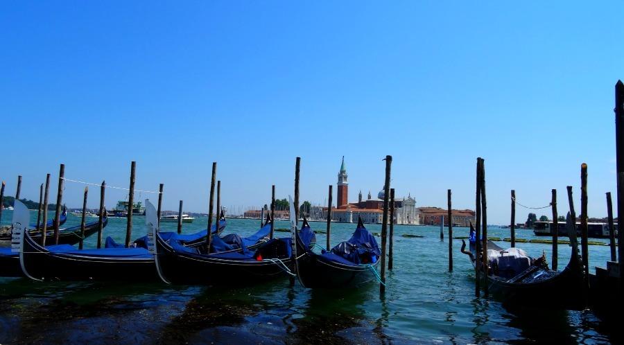 Venice's gonolas