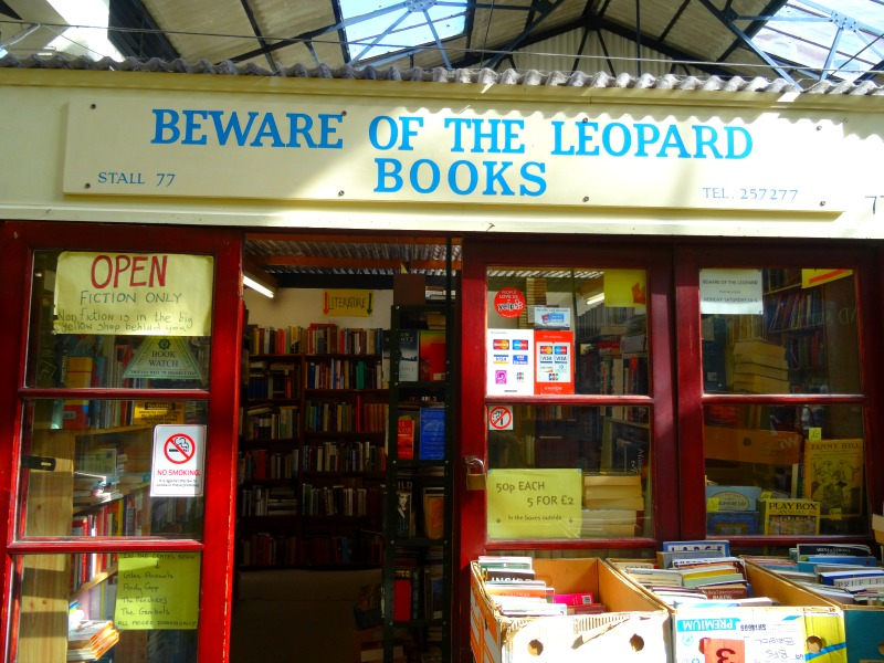 Beware of the Leopard Books