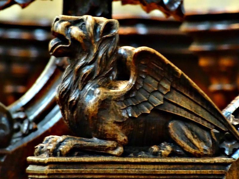 Bath Abbey details