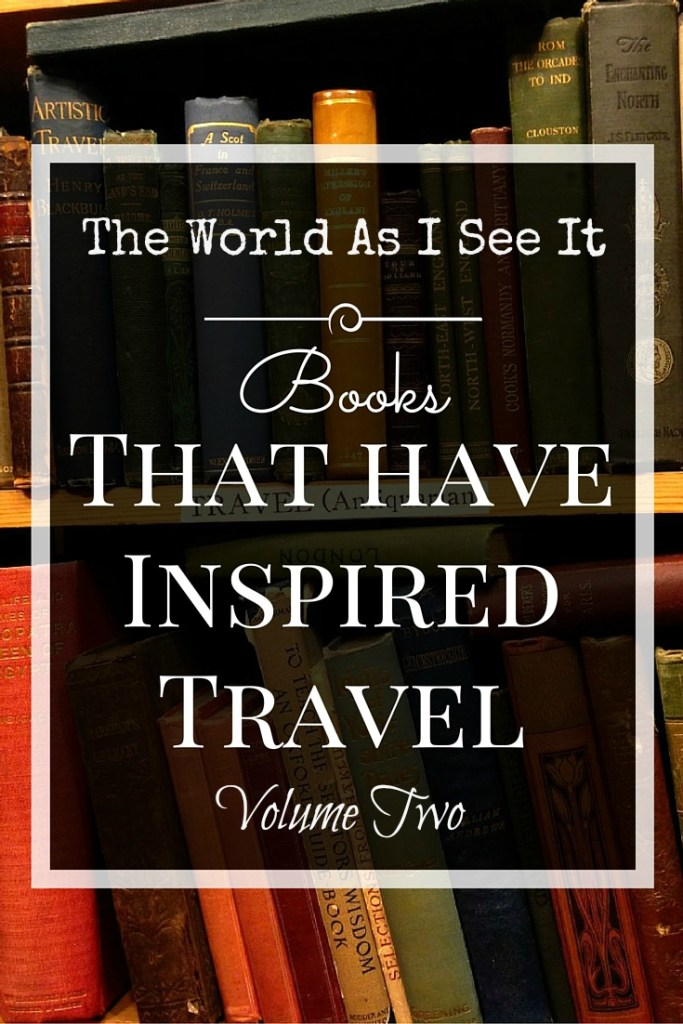 Books Inspire Travel