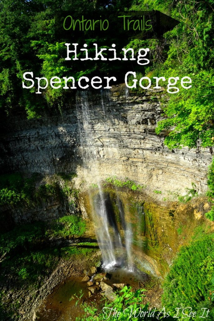 Hiking Spencer Gorge