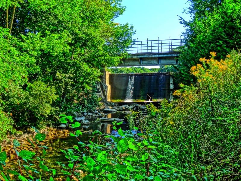 Holstein Dam