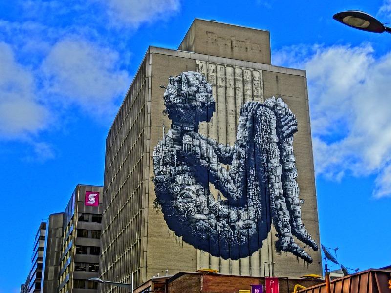 Pleghm street art