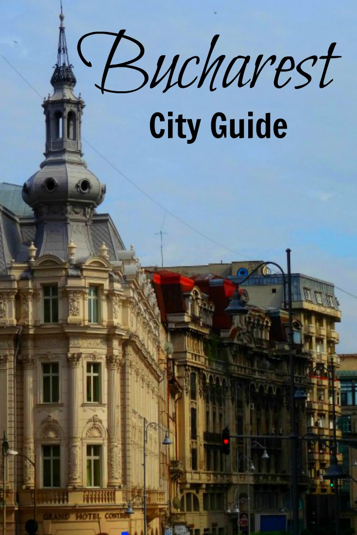 Bucharest, Romania - City Guide