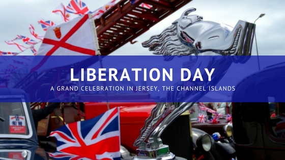 Liberation Day in Jersey, The Channel Islands