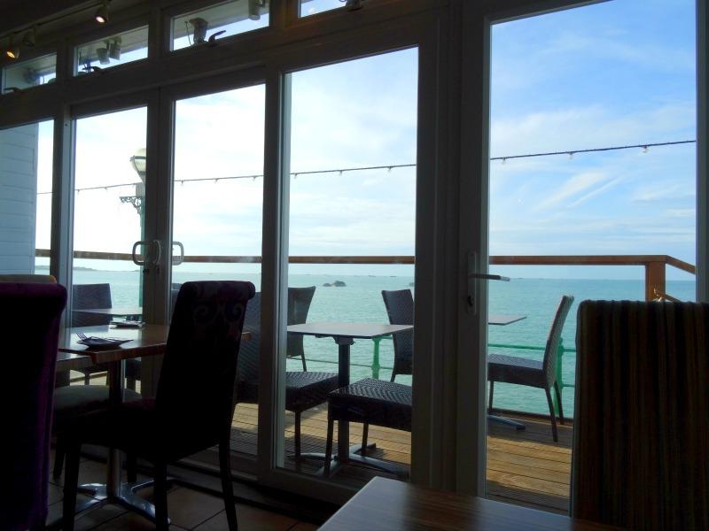 Drifters Restaurant view