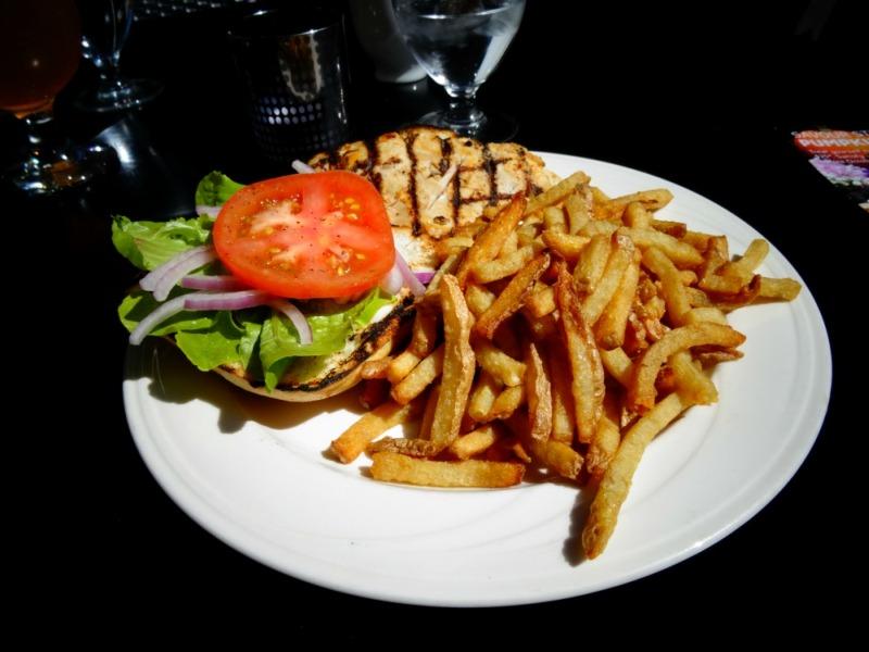 Keystone Alley lunch