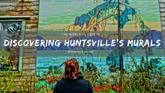 Discovering Huntsville Murals: Honouring Group of Seven