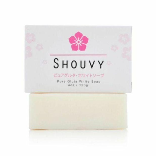 Pure-Glutathione-Whitening-Bleaching-Soap–Natural-Skin-Lightening صابون لتفتيح البشرة