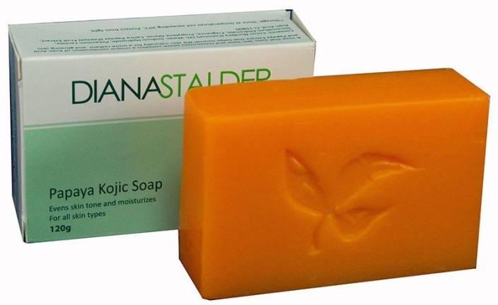 -Diana-Stalder-Papaya-Kojic-Acid Whitening-Soap