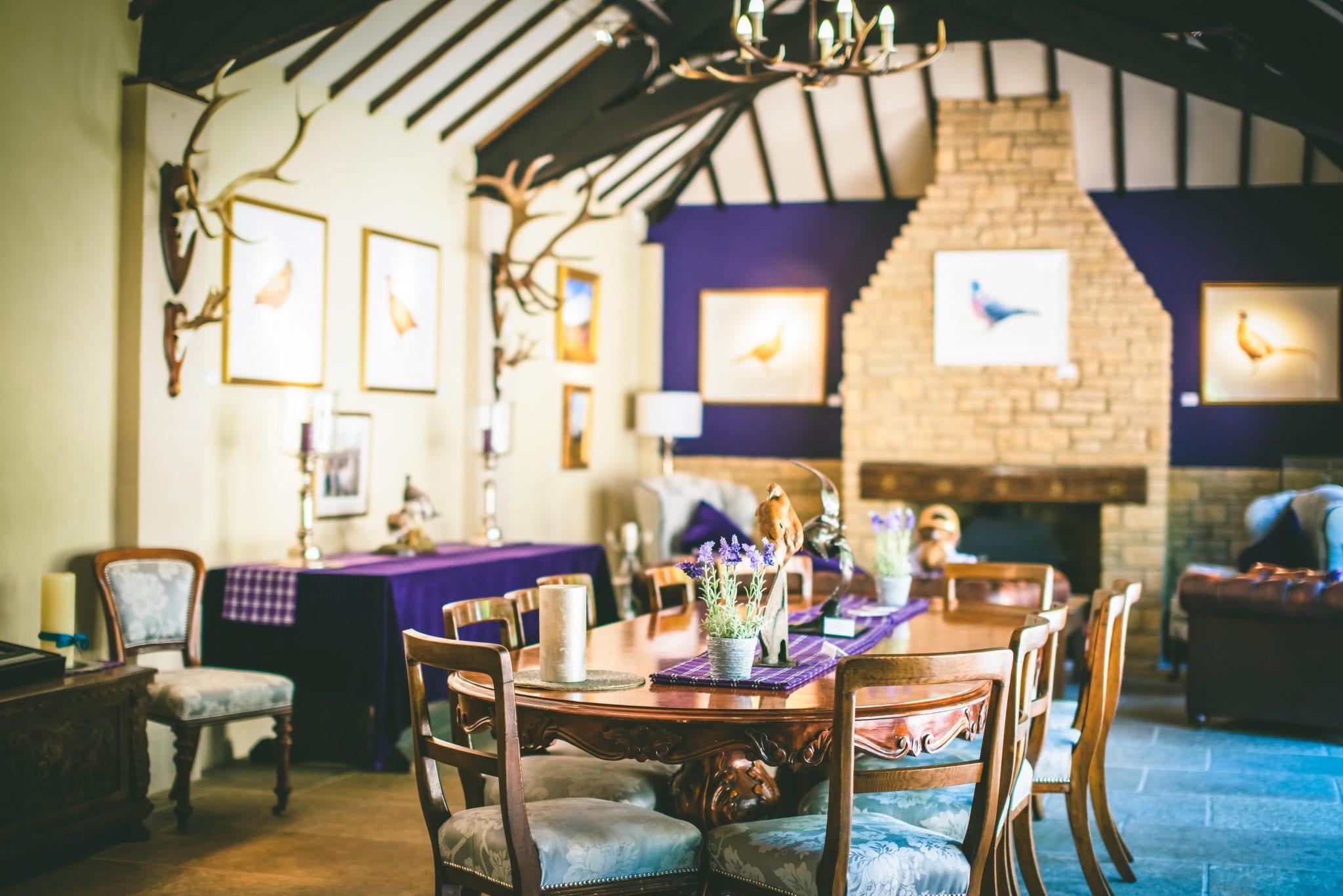 Beautiful meeting room hire near Bristol