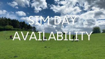 Latest clay pigeon sim day availability