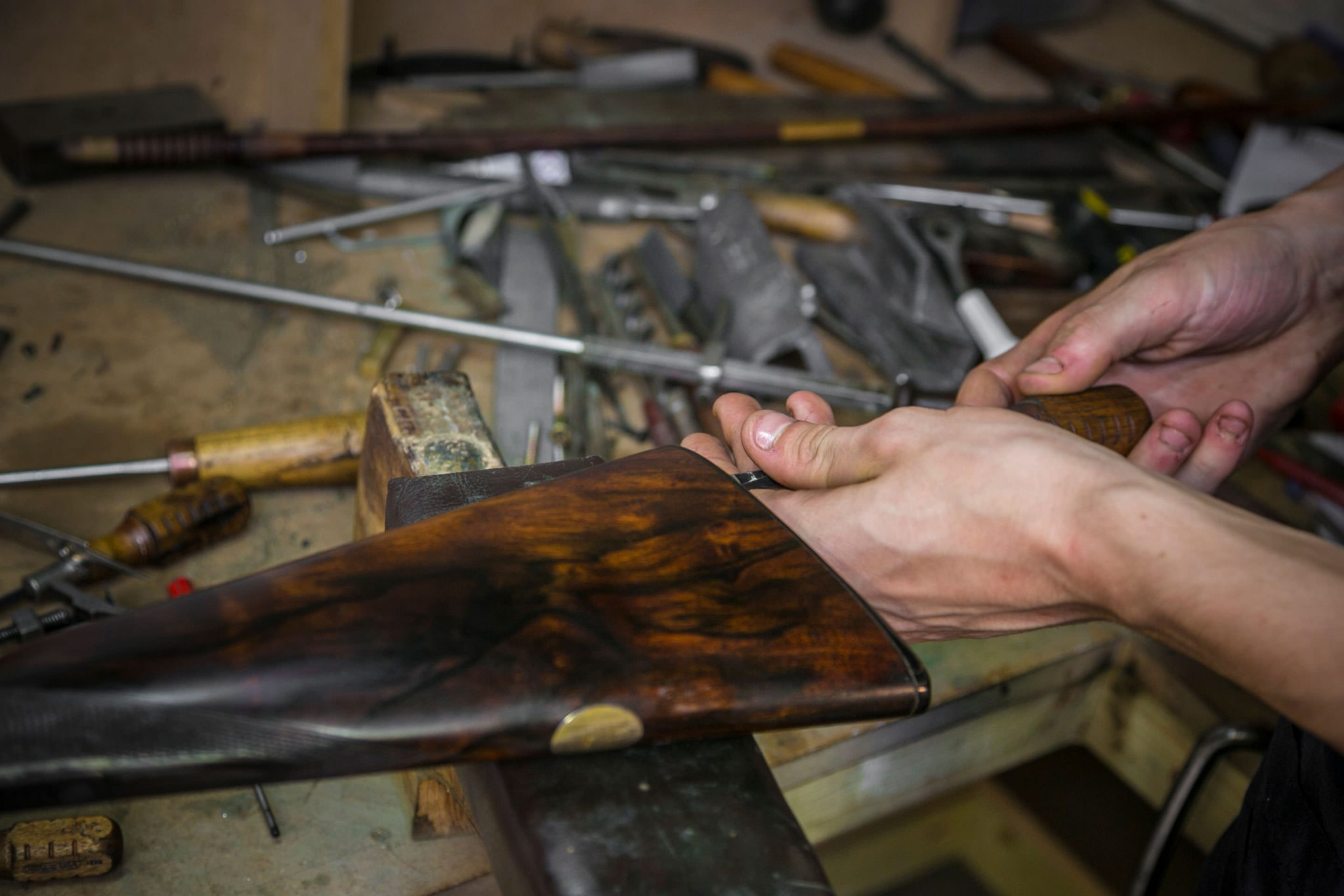 Regular gun servicing is important for keeping your shotgun in top condition