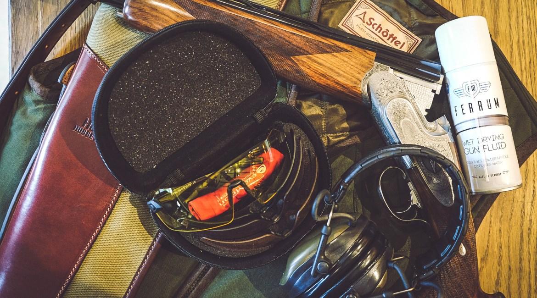 Beginner's Shooting Equipment Starter Kit