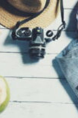 Paperbag Tie Waist Jeans In Light Blue Womens Fashion - Clothing