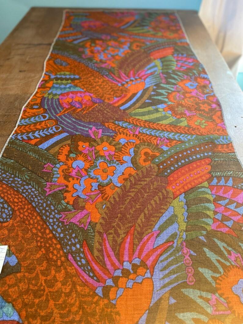 Vintage Boris Kroll Fabrics