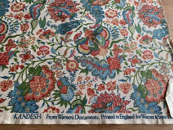 vintage indienne fabric