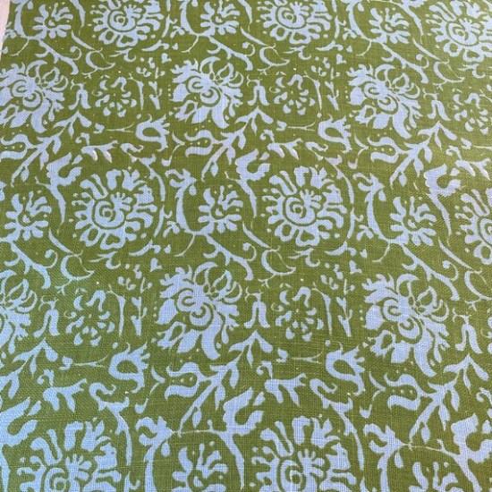 vintage batik fabric