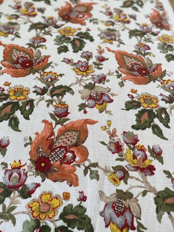 Vintage Jofa Fabric