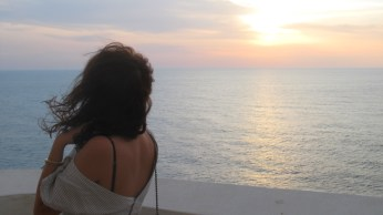 Me waiting for the sunset in Southwesternmost poinf of Europe