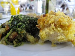 Bacalhau in traditional way