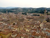Florence from Giotto's Campanile