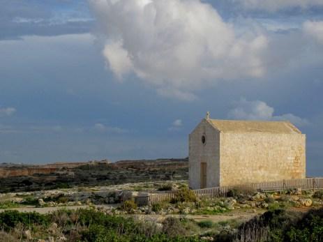 Chapel at Dingli