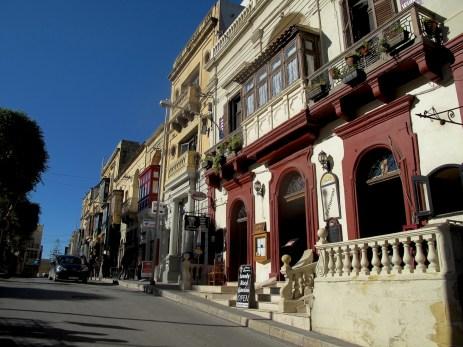 Victoria - capital city of Gozo