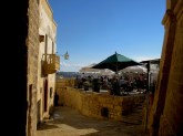 Inside the Citadella