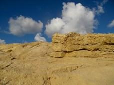 I just love those yeallow rocks on Dwejra Bay