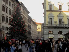 Cathedral Square in Florence