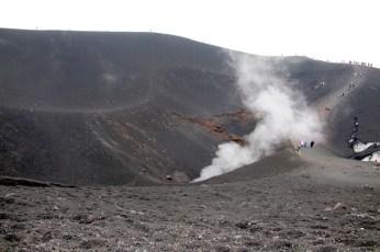 Etna volcanoe